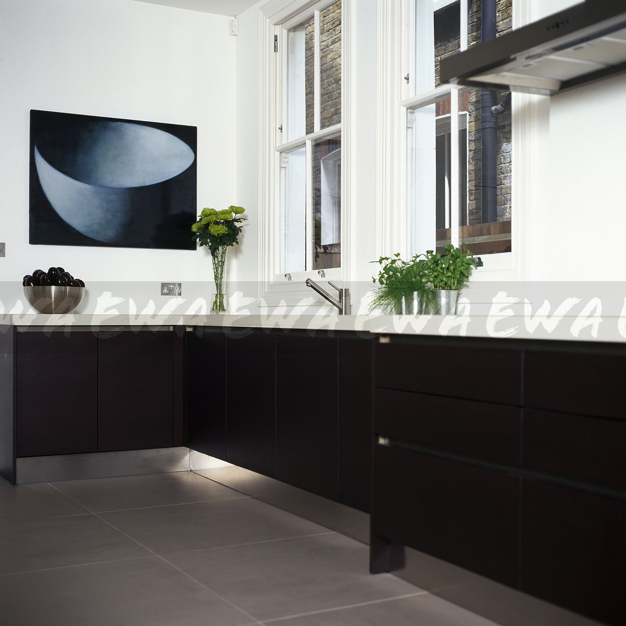 Kitchen Kickboards Black