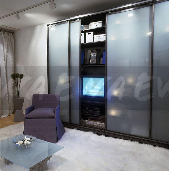 Bedroom Black Rug Glass Bedroom Door Bedroom Paint Ideas Feature Walls Bedroom Door Colors: Image: Opaque Glass Sliding Doors On Wardrobe With
